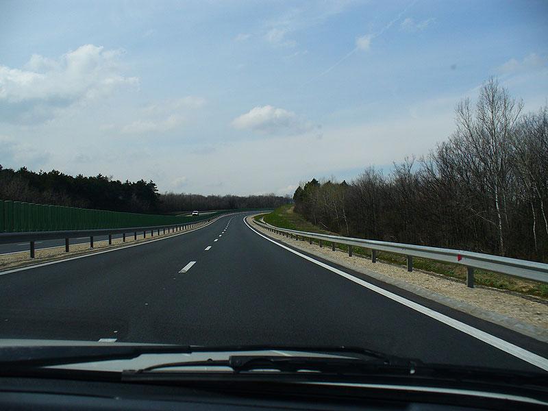 Унгария - Перфектни пътища
